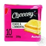 Auchan Emmental cheese plates 200g - buy, prices for Auchan - photo 1