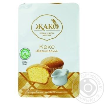 Jaco Creamy Cupcake 240g - buy, prices for Novus - image 1