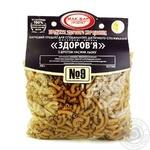 Mak-Var Pasta Zdorovya №9 with Flax Seeds 500g