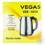 Electric kettle Vegas VEK-1018