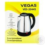 Электрочайник Vegas VES-2044S