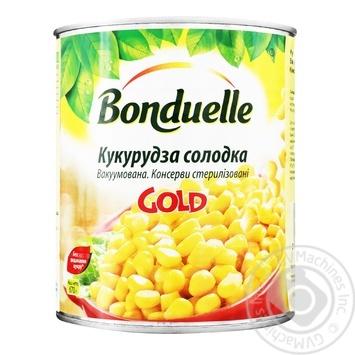Кукуруза Бондюэль нежная вакуумированная 850мл - купить, цены на Novus - фото 2