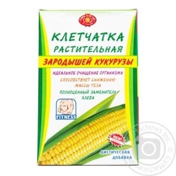 Клетчатка Golden Kings Of Ukraine диетическая с зародышей кукурузы 190г - купить, цены на МегаМаркет - фото 1
