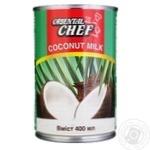 Oriental Chef coconut milk 15% 400g