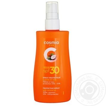 Cosmia sunscreen spray spf30 200ml