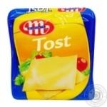 Сыр плавленый Mlekovita Tost тостерный 130г