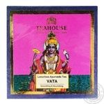 Чай Teahouse Vata аюрведический в пакетиках 20шт*2,5г