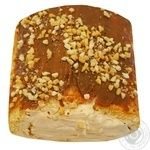 Roll Auchan biscuit with condensed milk