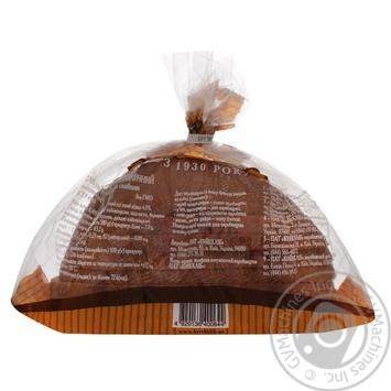 Хліб Київхліб Український Столичний нарізка 475г - купити, ціни на CітіМаркет - фото 2