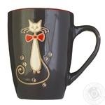 S&T Cats Ceramic Cup 400ml
