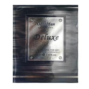Туалетна вода Odor Man Deluxe для чоловіків 110мл - купити, ціни на Ашан - фото 1