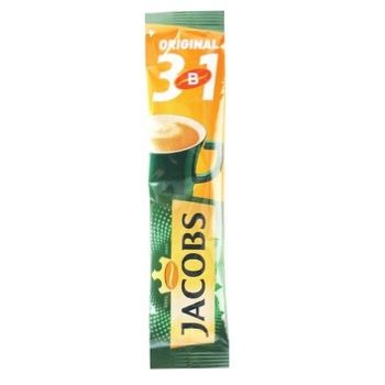 Jacobs Original 3in1 instant coffee 12g - buy, prices for MegaMarket - image 4