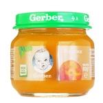 Gerber Baby Peach Puree