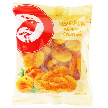 Auchan Dried Apricot 200g - buy, prices for Auchan - photo 1