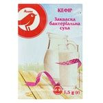 Закваска бактериальная Ашан Кефир 1.5г