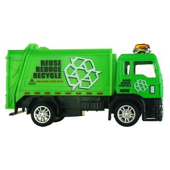 Игрушка Die-Cast грузовик 1:55 - купить, цены на Ашан - фото 1