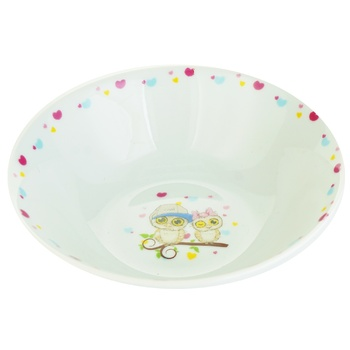 Milika Salad Bowl Round Porcelain 15cm - buy, prices for Auchan - photo 1