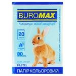 Buromax Color Paper A4 80g/m2 20 Sheets
