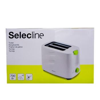 Тостер Selecline TA01101-GS
