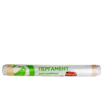 Пергамент Ашан для выпечки 5м
