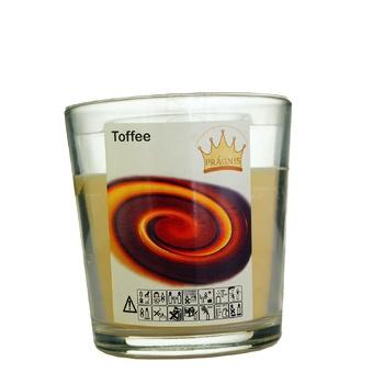 Pragnis Toffee Candle 7,9х8,3cm - buy, prices for Auchan - photo 1