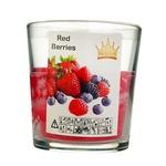 Pragnis Red Berries Candle 7,9х8,3cm