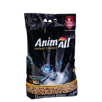 Древесный наполнитель Animall 5,3кг