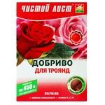 Добриво Чистий Лист кристалічне для троянд 300г
