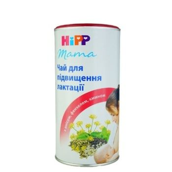 Чай для мам HiPP для повышения лактации 200г - купить, цены на МегаМаркет - фото 1