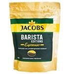 Кава Jacobs Barista Editions Espresso розчинна з частинками обсмажених дрібно змелених кавових зерен 150г - купити, ціни на Novus - фото 1