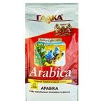 Кофе Галка Арабика натуральный жареный в зернах 250г