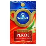 Чай черный Sonnet Pekoe листовой 85г