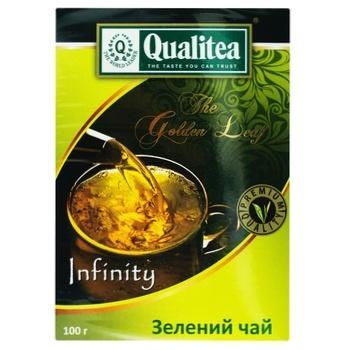 Qualitea Green Tea - buy, prices for Furshet - image 1