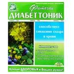 Фіточай Ключі здоров'я №62 Діабеттонік в пакетиках 20шт*1,5г