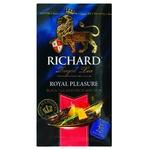 Чай черный Richard Royal Standard байховый в пакетиках 25*2г
