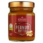 Масло арахісове Sisinni без цукру 380г