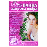 Фитованна Ключи здоровья №15 Здоровая кожа 90г