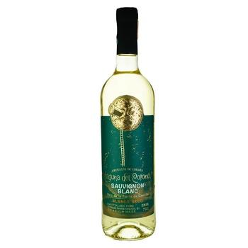 Laguna del Coronel Sauvignon Blanc White Wine 12% 0,75l - buy, prices for CityMarket - photo 1