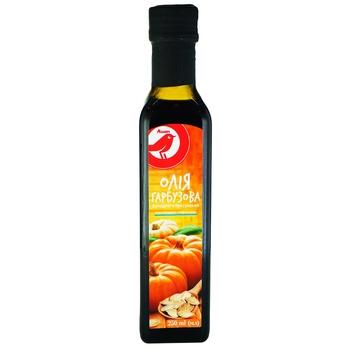 Auchan Pumpkin Oil Cold Pressing 250ml - buy, prices for Auchan - photo 1