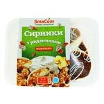 SmaCom with a raisin frozen Cheese pancakes 360g