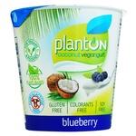 Planton Drinking Vegan Yogurt with Blueberries 160g