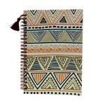 Блокнот Ашан с декором А5 80 листов