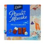Конфеты шоколадные E.Wedel Птичье молоко со сливочной начинкой 380г