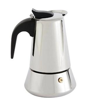 Кофеварка Actuel гейзерная на 4 чашки