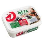 Сыр Ашан Фета в рассоле 30% 250г