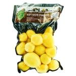 Картофель Зеленая гильдия целый очищенный 1кг