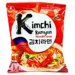 Лапша Nongshim Kimchi Ramyun 120г