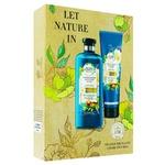 Herbal Essences Gift Set Moroccan Argan Oil Shampoo 400ml + Balm 275ml