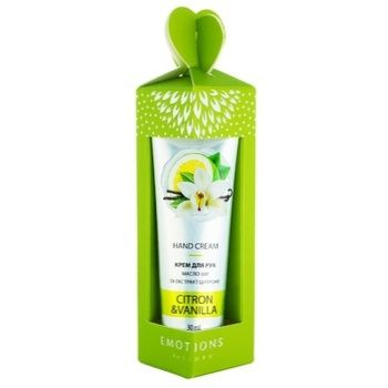Emotions by Liora Citron & Vanilla Cream For Hands 30ml