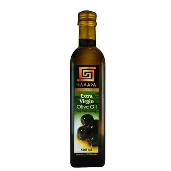 Олія Еллада оливкова екстра вірджин нерафінована першого холодного віджиму 500мл